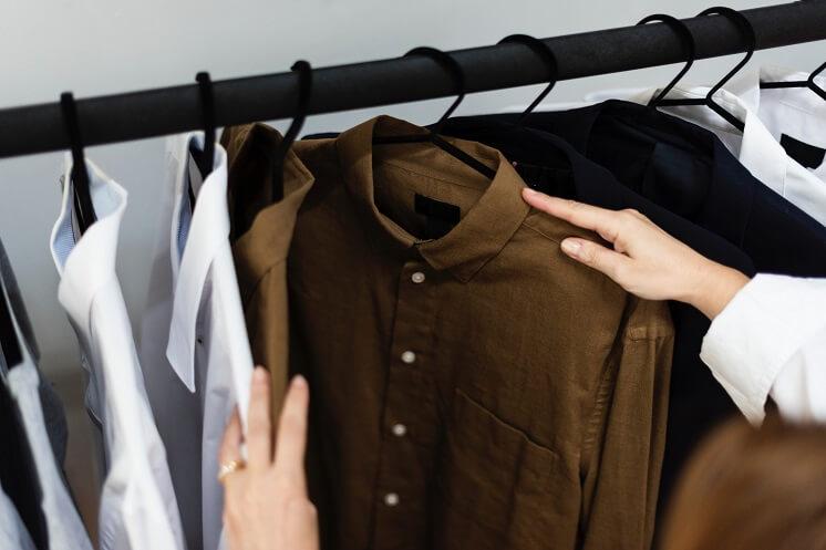 виды женских рубашек