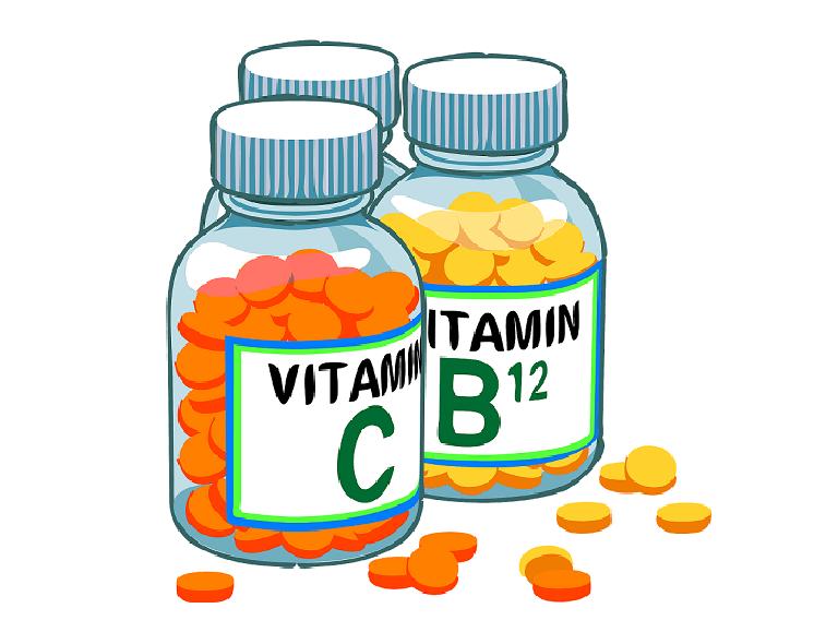 выбрать витамины