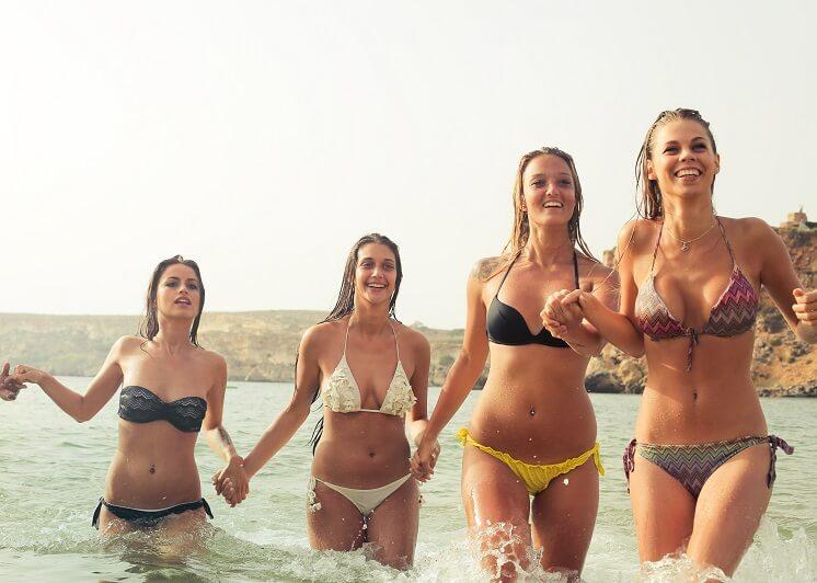 Как правильно выбрать купальник по вашему типу фигуры