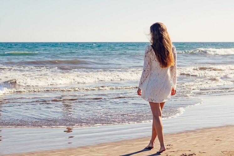 пляжные туники сетки