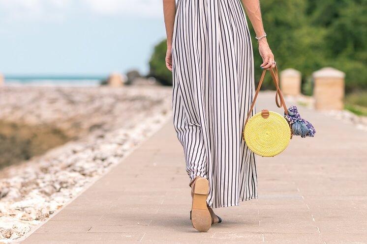 летние пляжные сарафаны