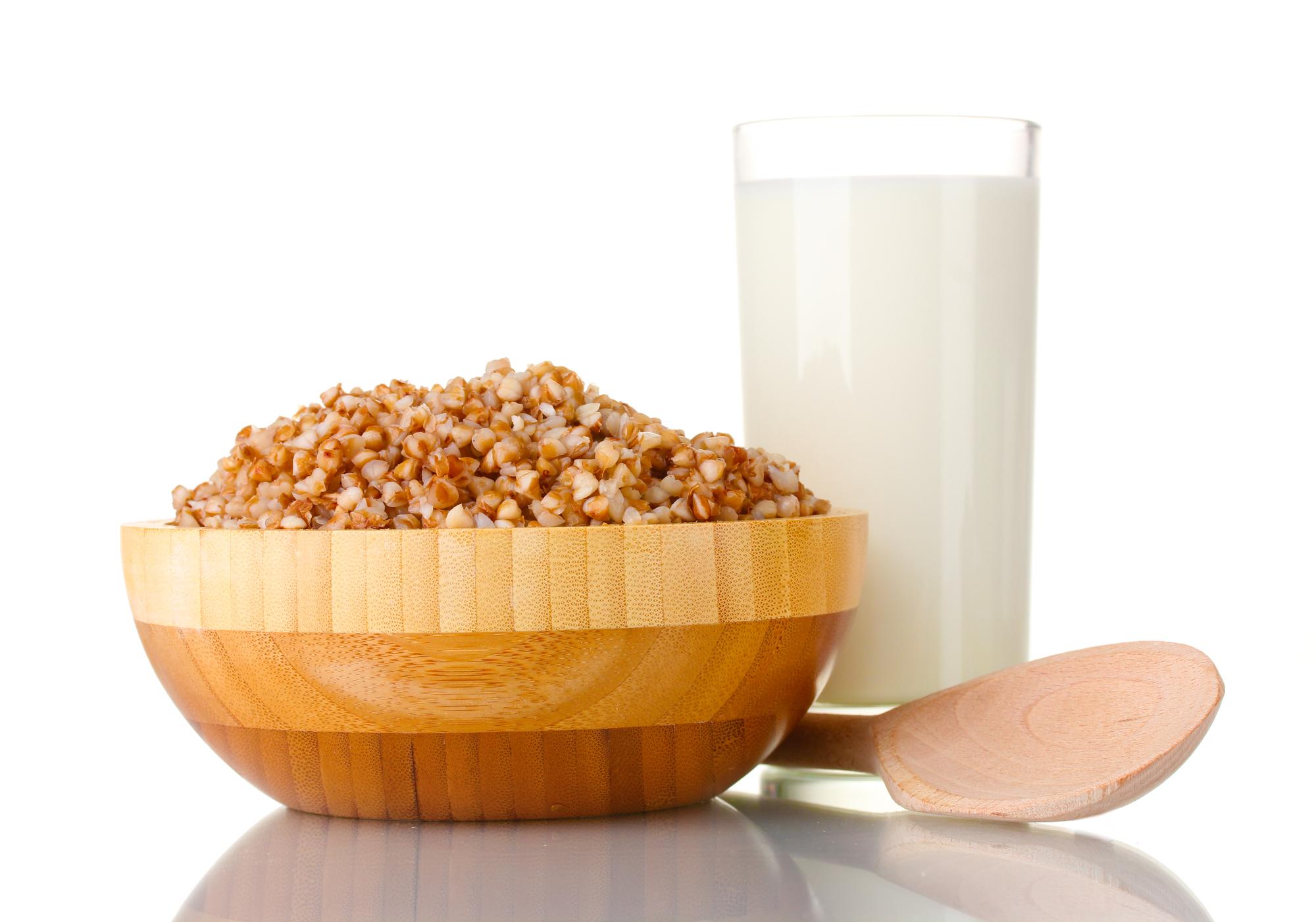 Гречневая диета — невероятно простой способ быстро сбросить лишние килограммы