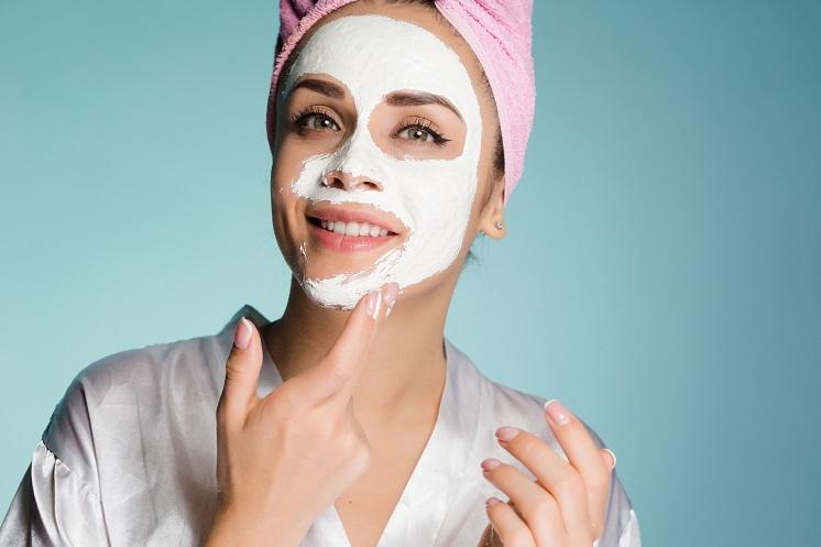 Омолаживающая маска из крахмала в домашних условиях