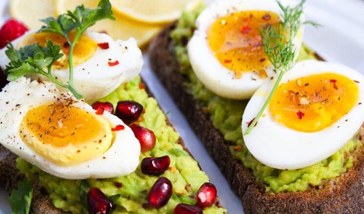 диета магги яичная