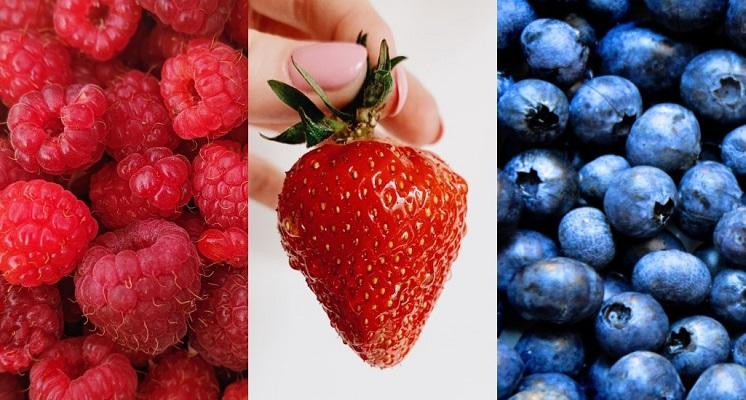 ягоды с низким гликемическим индексом