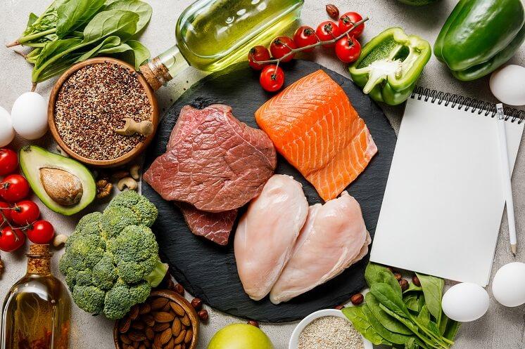 Кето диета для похудения: все что нужно знать