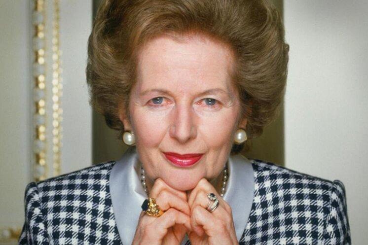 10 интересных фактов о Маргарет Тэтчер