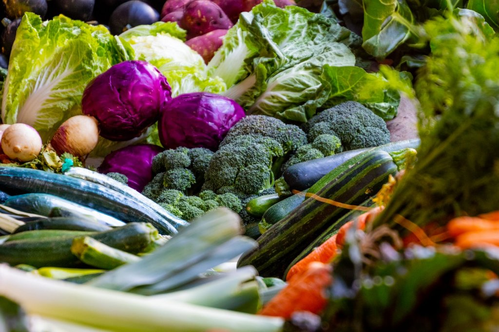 овощи с низким ГИ